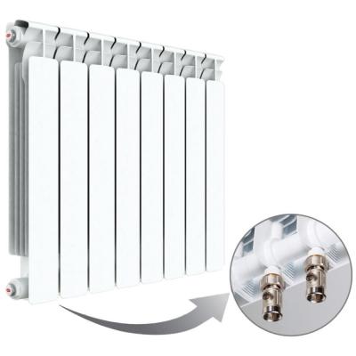 Биметаллические секционные радиаторы RIFAR Alp VENTIL с нижним подключением
