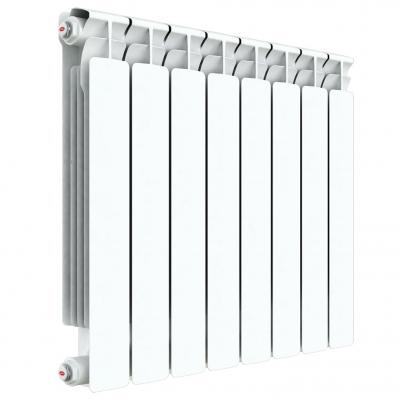 Биметаллические секционные радиаторы RIFAR Alp с боковым подключением
