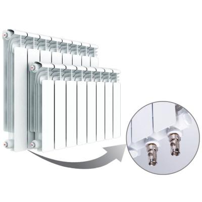 Алюминиевые секционные радиаторы RIFAR Alum VENTIL с нижним подключением
