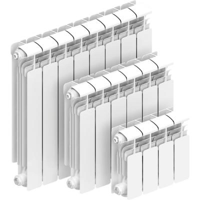 Алюминиевые секционные радиаторы RIFAR Alum с боковым подключением