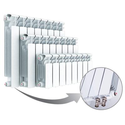 Биметаллические секционные радиаторы RIFAR Base VENTIL с нижним подключением