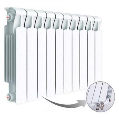 Монолитные биметаллические радиаторы RIFAR MONOLIT VENTIL с нижним подключением