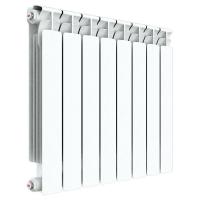 Радиатор биметаллический Rifar Alp 500 с боковым подключением (одна секция)