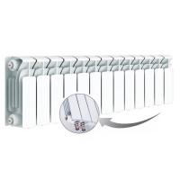 Радиатор биметаллический Rifar Base 200 Ventil с нижним подключением (4 секции)