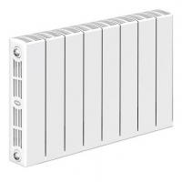 Радиатор биметаллический Rifar Supremo 350 с боковым подключением (одна секция)