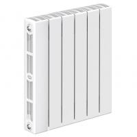 Радиатор биметаллический Rifar Supremo 500 с боковым подключением (одна секция)